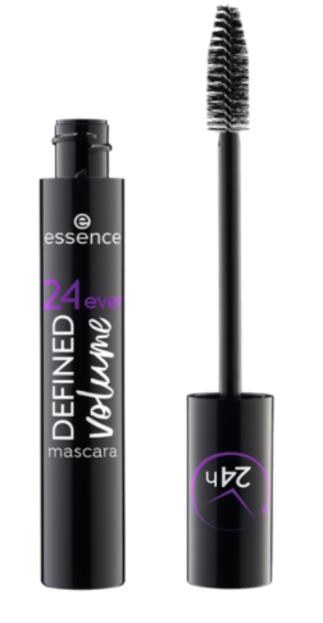 Essence DEFINED Volume 24ever Mascara tusz do rzęs dodający objętości 12ml