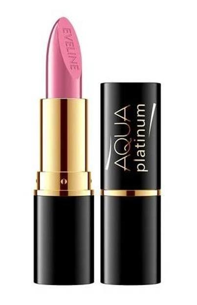 Eveline Cosmetics Aqua Platinum Pomadka do ust 429