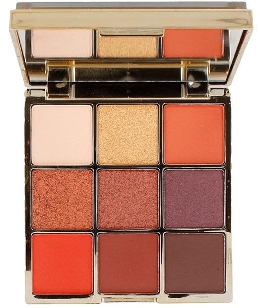 Eveline Cosmetics Sparkle Paleta cieni do powiek