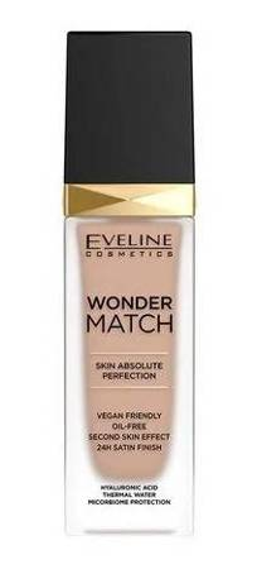 Eveline Cosmetics Wonder MATCH Luksusowy podkład dopasowujący się do skóry 15 Natural 30ml