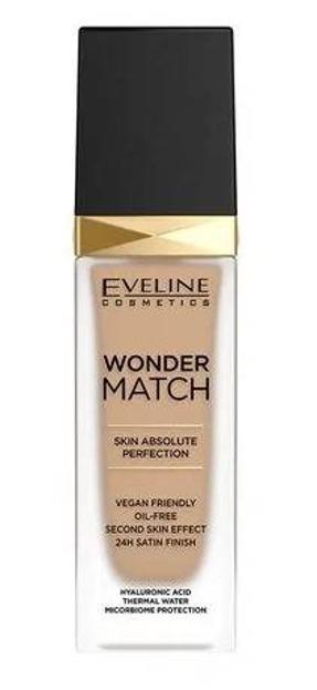 Eveline Cosmetics Wonder MATCH Luksusowy podkład dopasowujący się do skóry 30 Cool Beige 30ml