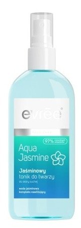 Evree Aqua Jasmine Jaśminowy tonik do twarzy 200ml