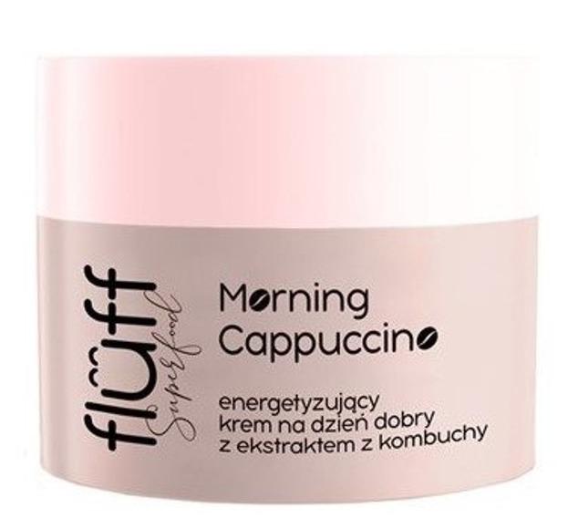 FLUFF Energetyzujący Krem na dzień Morning Cappuccino 50ml