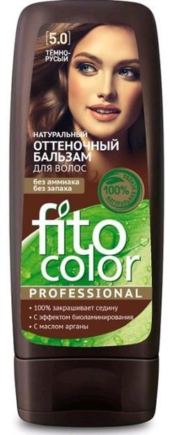FitoColor balsam koloryzujący do włosów 5,0 140ml