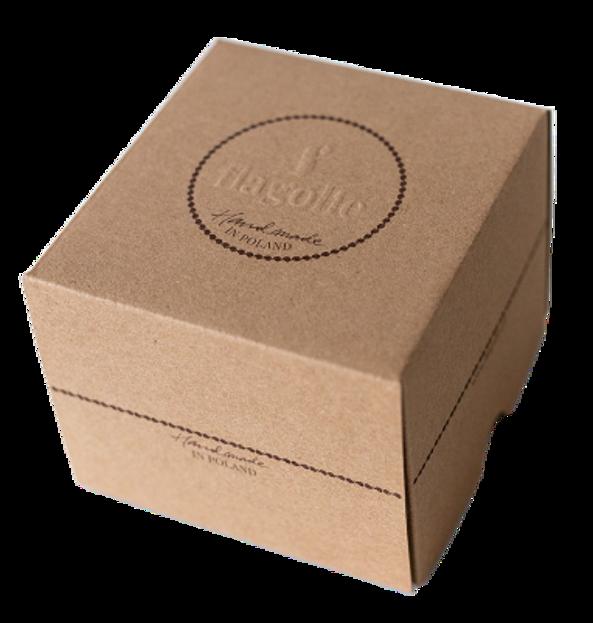 Flagolie by PAESE świeca sojowa do aromaterapii Lawendowy Relaks 170g