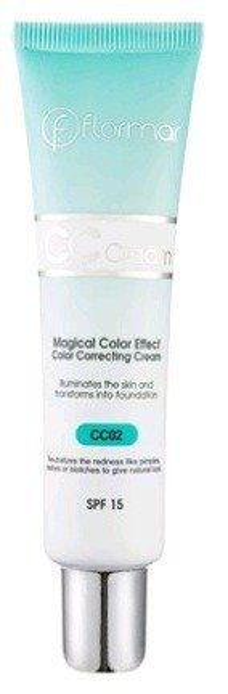 Flormar CC Cream Magical Color Effect CC02 40ml