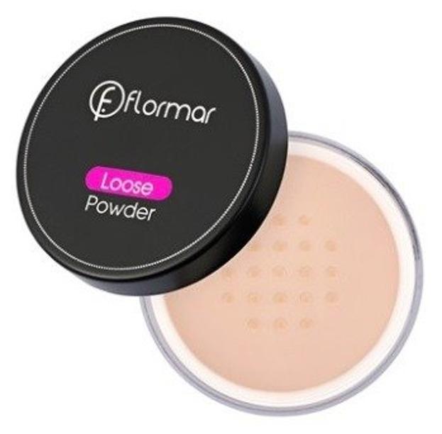 Flormar Loose Powder  02 Light Sand Puder sypki 18g