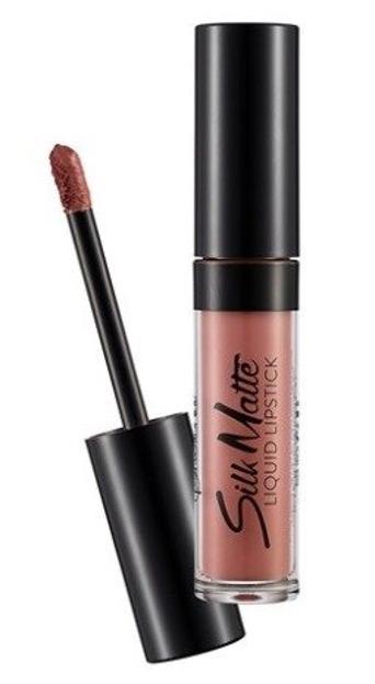 Flormar Silk Matte Liquid Lipstick Płynna pomadka do ust matowa 02 Fall Rose