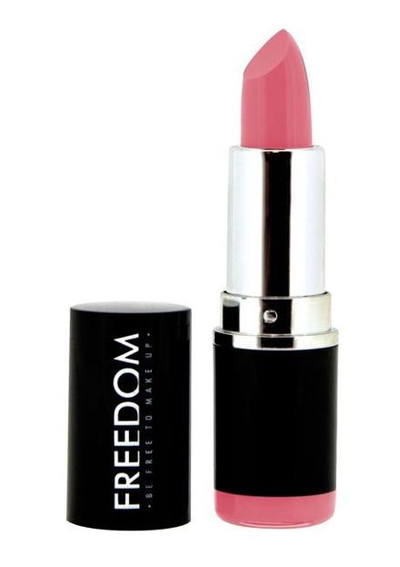 Freedom Makeup PRO Pink Lipstick - Pomadka do ust 104 Wildflower