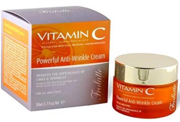 Frulatte Vitamin C krem Odżywczy NOC 50ml
