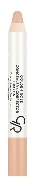 Golden Rose Concealer&Corector Crayon - Korektor  w kredce 07