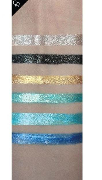 Golden Rose Extreme Sparkle Eyeliner -  Brokatowy eyeliner 103 5,5ml