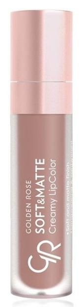 Golden Rose Soft&Matte Creamy Lip Color Matowa pomadka do ust 103