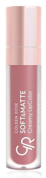 Golden Rose Soft&Matte Creamy Lip Color Matowa pomadka do ust 109