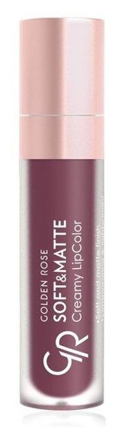 Golden Rose Soft&Matte Creamy Lip Color Matowa pomadka do ust 116