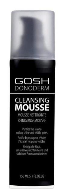 Gosh Donoderm Pianka do mycia twarzy 150ml
