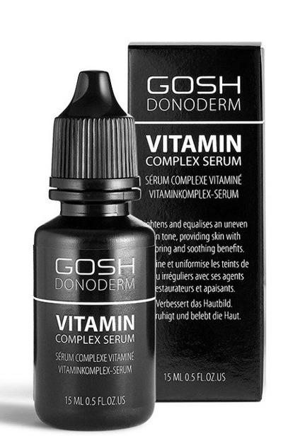Gosh Donoderm Serum z kompleksem witamin 15ml