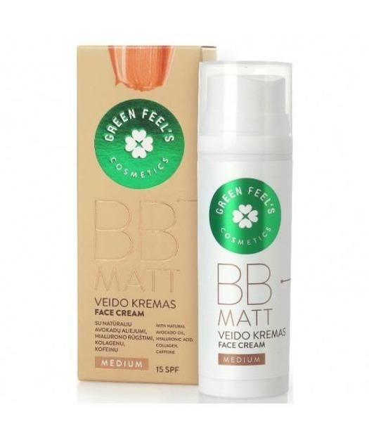 Green Feel's Krem BB Matt Medium 50ml