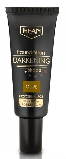 HEAN Foundation Darkening Przyciemniacz kolorów podkładów Olive 20ml