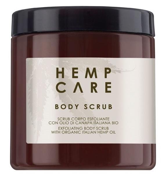 Hemp Care Body Scrub Peeling do ciała z organicznym olejem konopnym 250ml