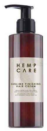 Hemp Care Sublime Finishing Hair Cream Krem do włosów z organicznym olejem konopnym 200ml