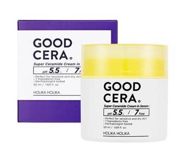 Holika Holika Good Cera Super Ceramide Cream in Serum Nawilżający krem z ceramidami 50ml