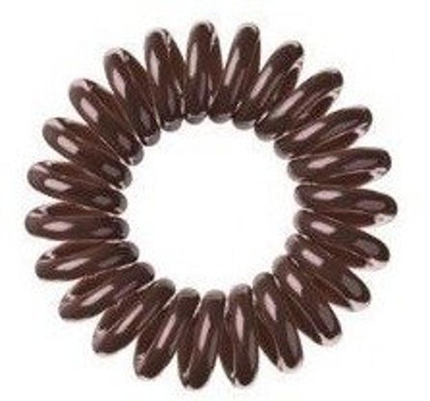 INVISIBOBBLE Brązowa gumka do włosów Pretzel Brown 1szt.