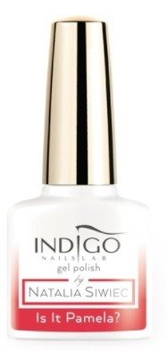 Indigo Lakier hybrydowy IS IT PAMELA? 5ml