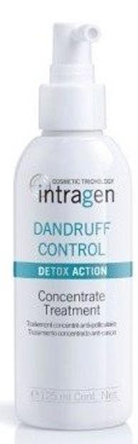 Intragen Dandruff Control Treatment Kuracja koncentrat przeciwłupieżowy 125ml