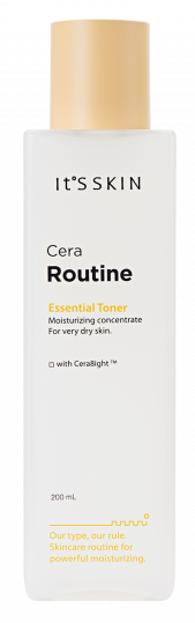 It's Skin Cera Routine Essential Toner Nawilżająco-obudowujący tonik do twarzy 200ml
