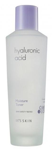 It's Skin Hyaluronic Acid Moisture Toner - Intensywnie nawilżający tonik z kwasem hialuronowym 150ml