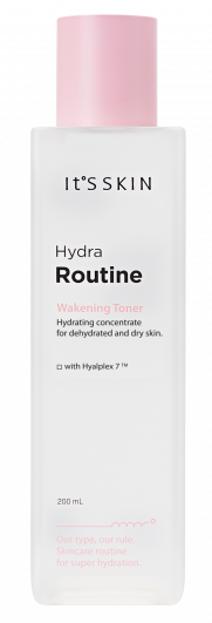 It's Skin Hydra Routine Wakening Toner Tonik nawilżający do twarzy 200ml