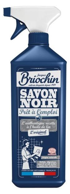 Jacques Brochin Czarne mydło w sprayu 750ml