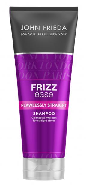 John Frieda Frizz Ease Flawlessly Straight Shampoo Szampon pomagający w prostowaniu włosów 250ml