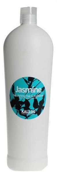 Kallos Jasmine Nourishing Hair Conditioner - Odżywka do włosów zniszczonych, 1000 ml