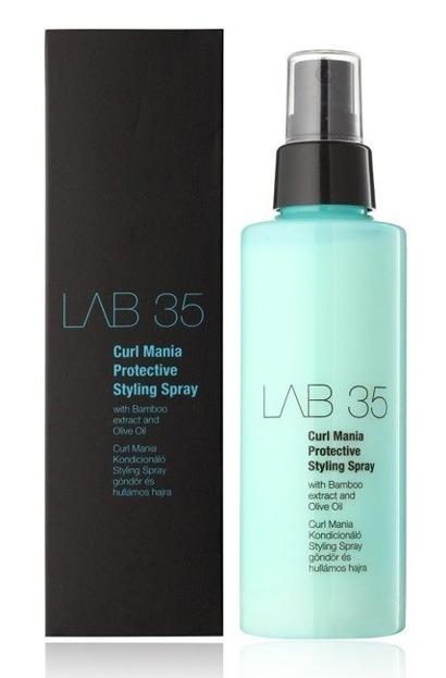 Kallos Lab 35 Curl Mania Protective Styling Spray Spray stylizujący 150 ml