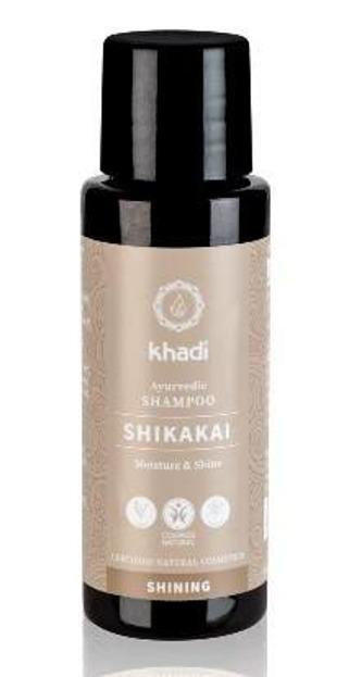 Khadi Szampon ajurwedyjski Shikakai do każdego typu włosów 30ml