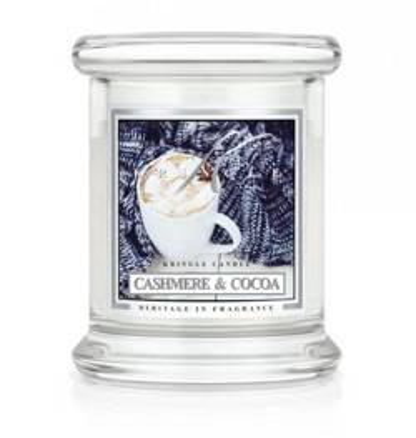Kringle Candle Słoik Mały Cashmere&Cocoa 127g