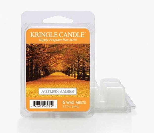 Kringle Candle Wax Melts Wosk zapachowy Autumn Amber