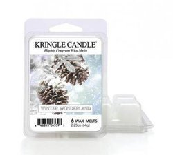 Kringle Candle Wax Melts Wosk zapachowy Winter Wonderland