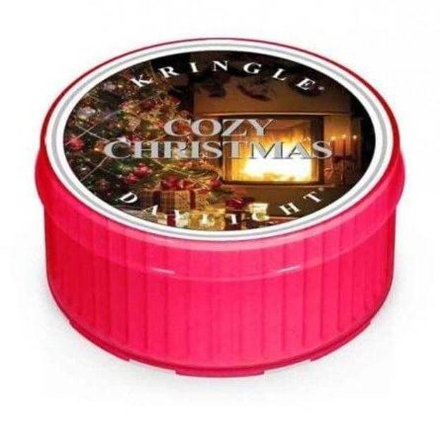 Kringle Candle daylight Świeczka zapachowa Cozy Christmas 42g