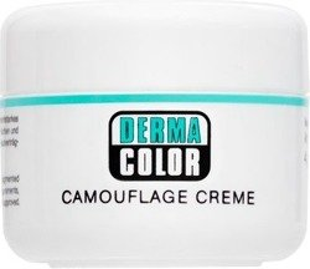 Kryolan Dermacolor Camouflage System Creme - Kamuflaż w kremie D 2, 4 ml