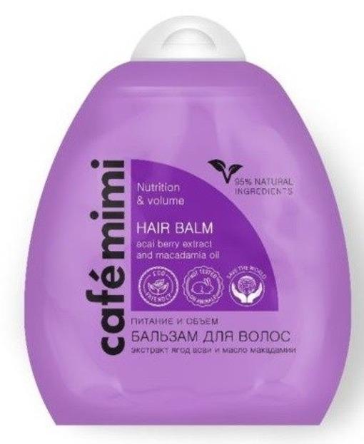 Le Cafe Mimi Balsam do włosów Odżywienie i Objętość 250ml