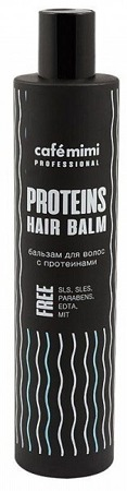 Le Cafe Mimi Balsam do włosów PROTEINS 300ml