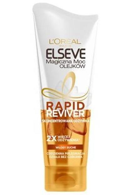 Loreal Elseve Magiczna moc olejków Rapid Reviver Skoncentrowana odżywka do włosów suchych 180ml