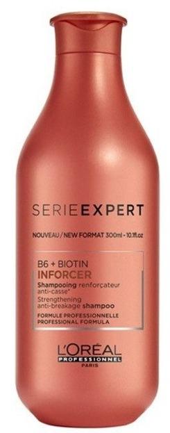 Loreal Pro SE B6+Biotin Inforcer Szampon do włosów suchych i łamliwych 300ml