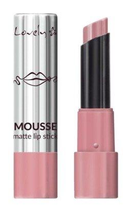 Lovely Mousse Matte Lipstick Matowa pomadka do ust 1