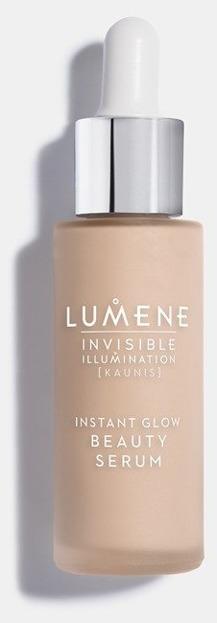 Lumene Invisible Illumination Serum podkład tonujący Universal Medium 30ml