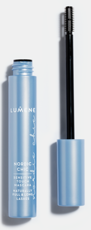 Lumene Nordic Chic Sensitive Touch Mascara Black Tusz od rzęs