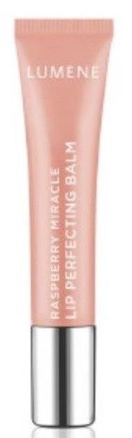 Lumene Raspberry Miracle Lip Perfecting Balm - Koloryzujący balsam do ust 1 Full of Light 10ml